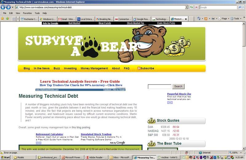 Survive-a-bear